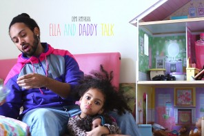 Ella and Daddy Talk Official Music Video