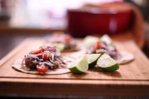 ABEER'S DAY OFF: Shawarma tacos