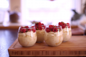 Abeer's Day Off: Rose Cardamom Tres Leches